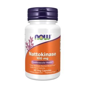 Now Foods Nattokinase 100 mg