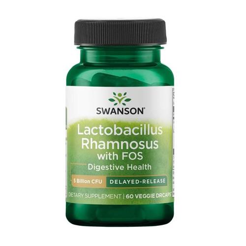 Swanson Lactobacillus Rhamnosus with FOS