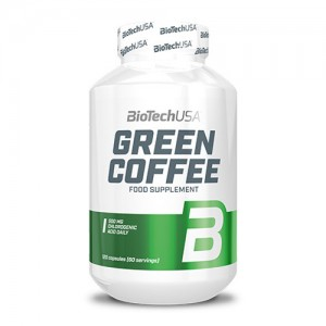 Biotech USA Green Coffee 120 Caps цена