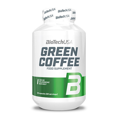 Biotech USA Green Coffee 120 Caps