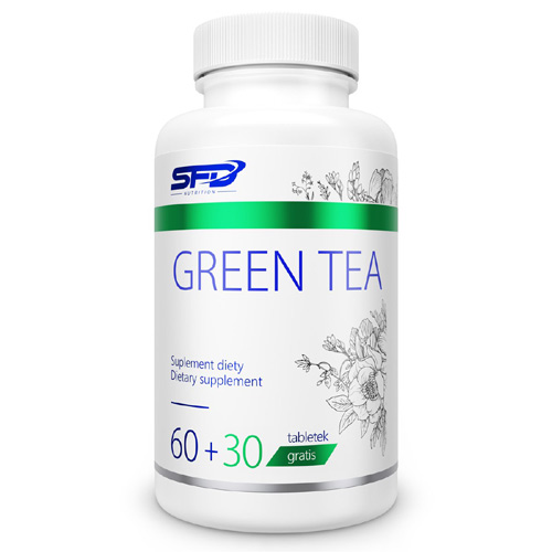 SFD Green Tea 1000 mg