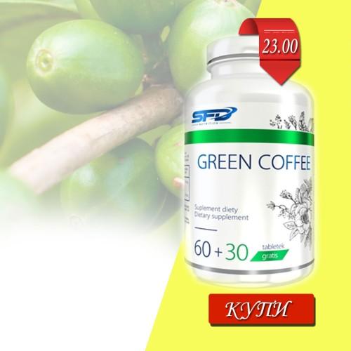SFD Green Coffee