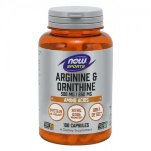 Now Foods Arginine & Ornithine