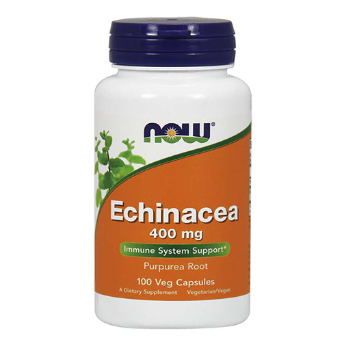 Now Foods Echinacea 400 mg