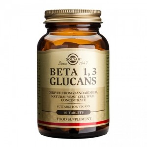 Solgar Beta 1,3 Glucans