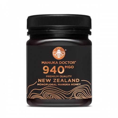 Мед от Манука MGO 940
