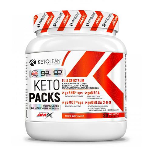 AMIX KetoLean Keto Pack