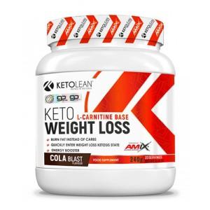 AMIX KetoLean Keto Weight Loss