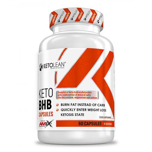 AMIX KetoLean Keto BHB capsules