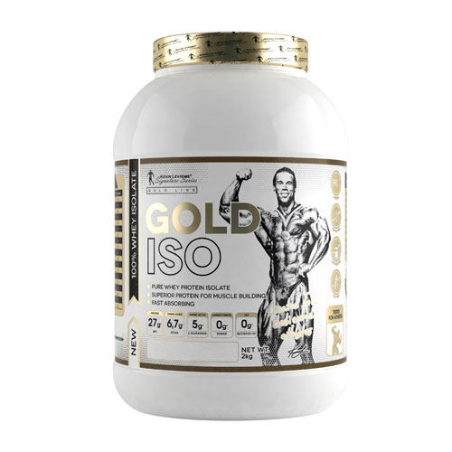 Kevin Levrone Gold Line Gold Iso