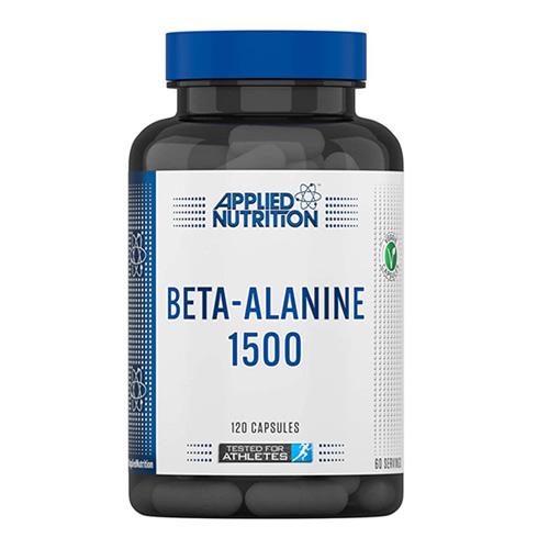 Applied Nutrition Beta-Alanine 1500 mg 120 Caps