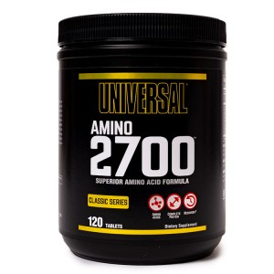 Universal Nutrition Amino 2700 цена