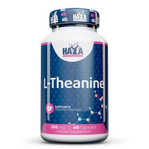 Haya Labs L-Theanine 200 mg 60 Caps