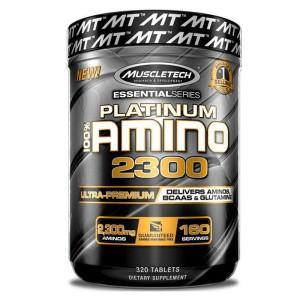 MuscleTech Platinum 100% Amino 2300 цена