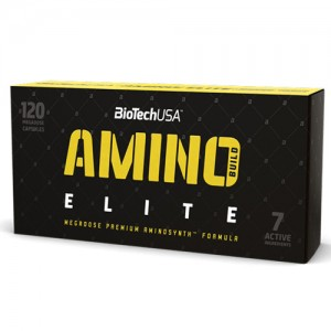 BioTech USA Amino Elite цена