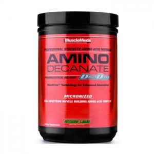 MuscleMeds Amino Decanate цена