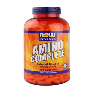 Now Foods Amino Complete цена