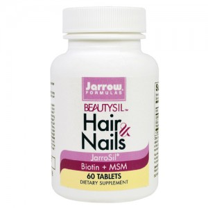 Jarrow Formulas BeautySil Hair & Nails