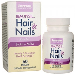 Jarrow Formulas BeautySil Hair & Nails цена
