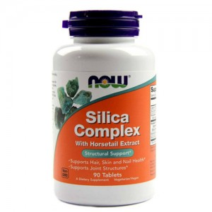 Now Foods Silica Complex цена