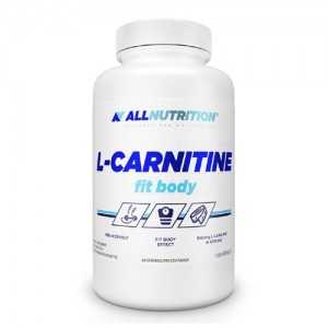 Allnutrition L-Carnitine Fit Body 800 mg 120 Caps цена