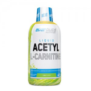 Everbuild Liquid Acetyl L-carnitine + Guarana