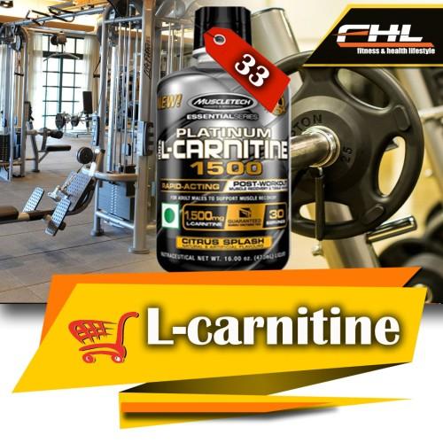 MuscleTech Platinum L-Carnitine