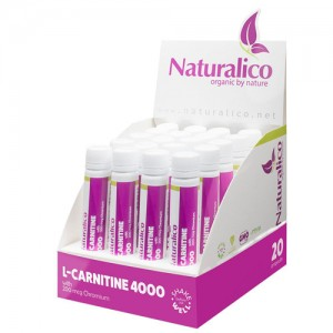 Naturalico L-Carnitine Liquid 4000 цена
