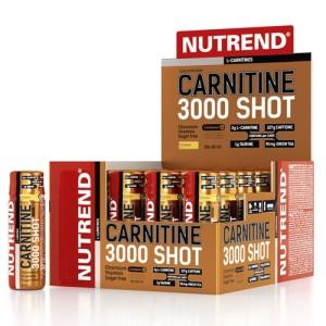 Nutrend Carnitine 3000 Shot цена