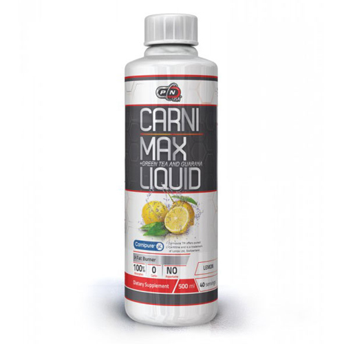 Pure Nutrition Carni Max Liquid with Guarana and Green Tea