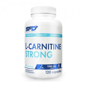 SFD L-carnitine Strong 120 caps цена