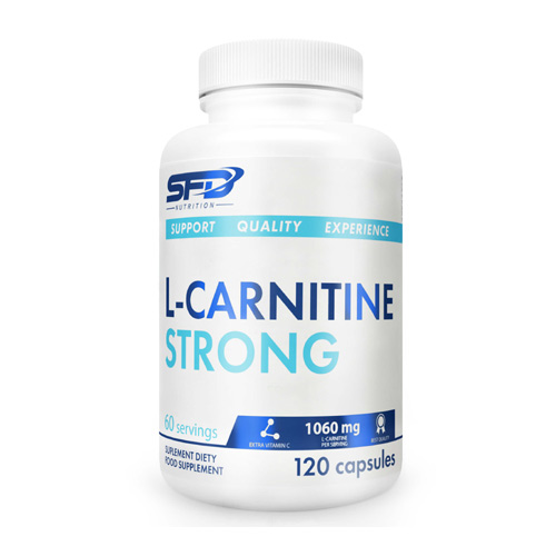 SFD L-carnitine Strong 120 caps