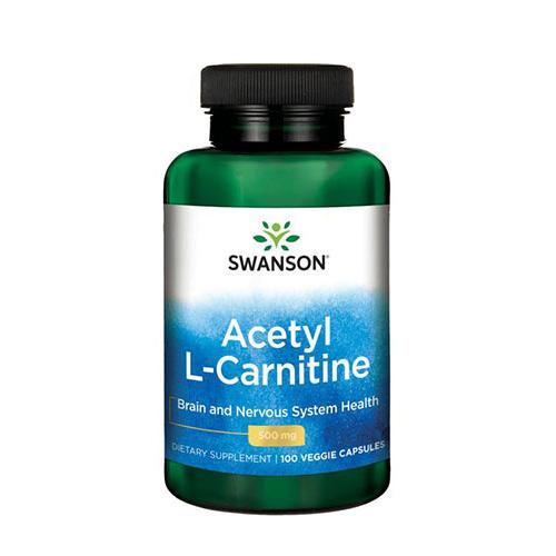 Swanson Acetyl L-Carnitine 90 caps