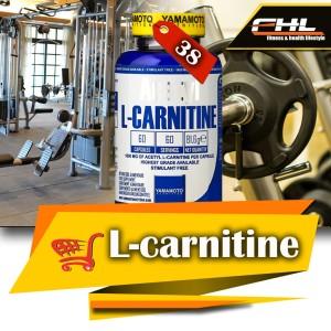 Yamamoto Acetyl L-Carnitine 1000 mg 60 Caps