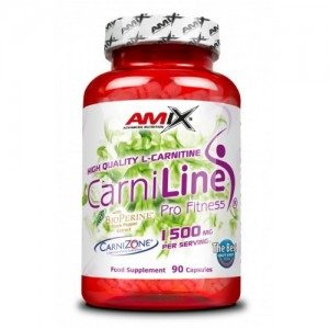 Amix CarniLine L-Carnitine Bioperine цена