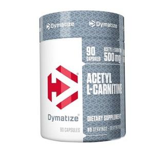Dymatize Acetyl L-carnitine 90 caps цена