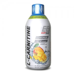 Everbuild liquid l-carnitine 3000mg + green tea