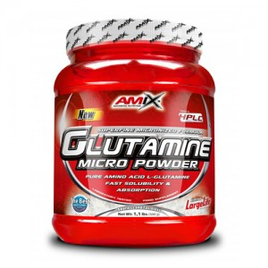 Amix L-Glutamine Powder цена