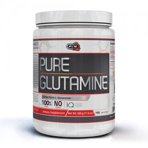 Pure Nutrition 100% Pure Glutamine цена