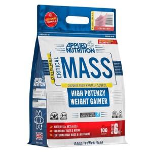 Applied Nutrition Critical Mass