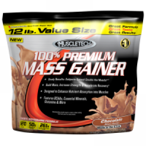 MuscleTech 100% Premium Mass Gainer цена