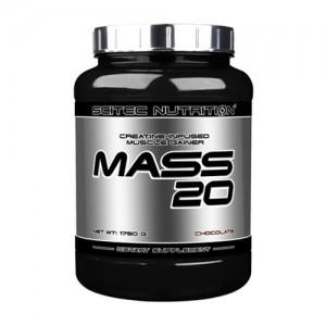 Scitec Nutrition Mass 20 цена