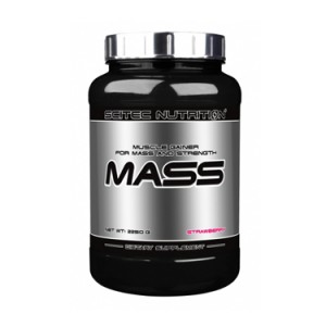 Scitec Nutrition Mass цена