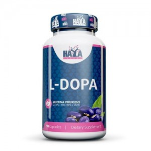 Haya Labs L-Dopa Mucuna Pruriens Extract