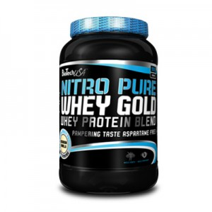 BioTech USA Nitro Pure Whey Gold цена