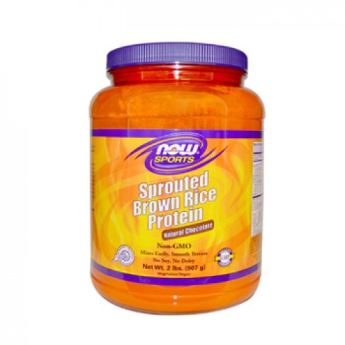 Now Foods Brown Rice Protein