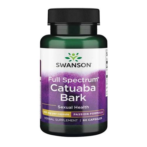 Swanson Catuaba Bark 465 mg