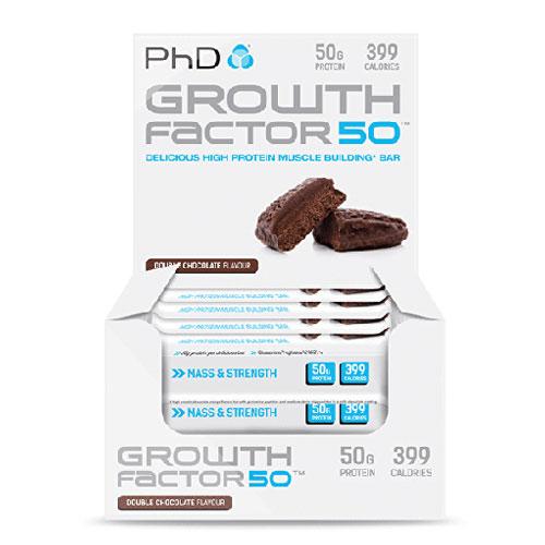PhD Growth Factor 50 Bar