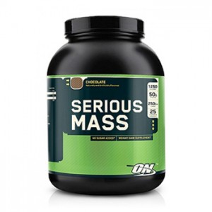 Optimum Nutrition Serious Mass  цена