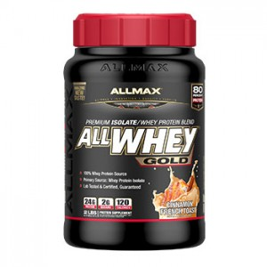 Allmax Nutrition All Whey Gold цена